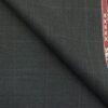Saville & Young (S&Y) Dark Grey Mauve Check Super 90's 45% Australian Wool Premium Unstitched Three Piece Suit Fabric (3.75 Mtr)