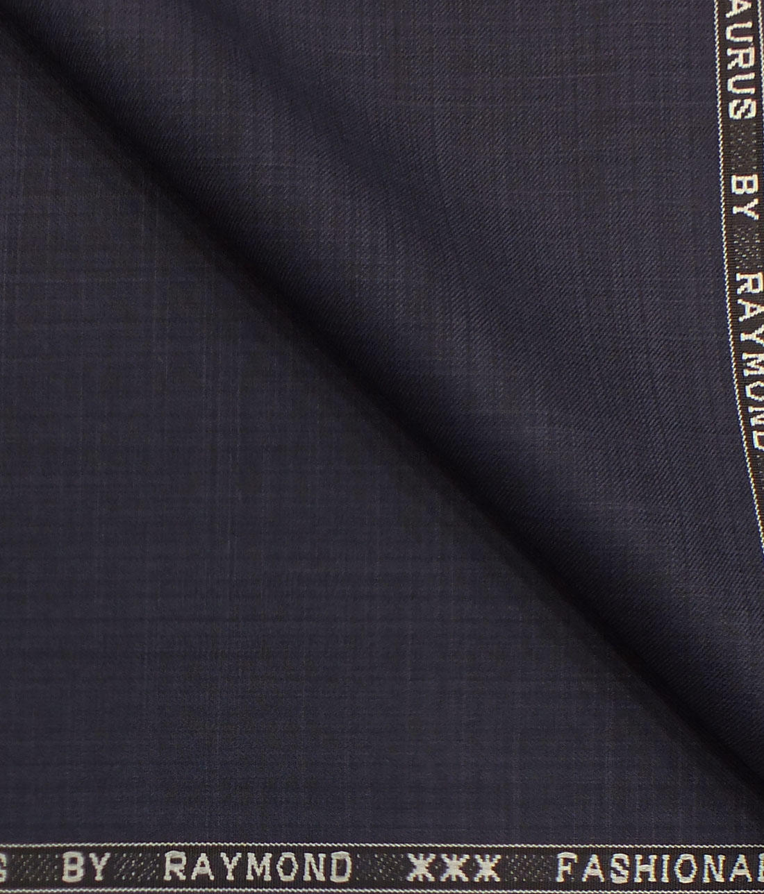ed14d832a Raymond Dark Purple Self Design Poly Viscose Trouser or 3 Piece Suit Fabric  (Unstitched - 1.25 Mtr)
