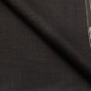 Raymond Dark Brown Polyester Viscose Self Design Unstitched Suiting Fabric - 3.75 Meter