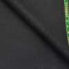Raymond Dark Grey Polyester Viscose Self Structured Unstitched Suiting Fabric - 3.75 Meter