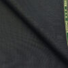 Raymond Dark Sea Green Polyester Viscose Self Structured Unstitched Suiting Fabric - 3.75 Meter