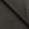 Raymond Light Brown Polyester Viscose Dotted Strcuture Unstitched Suiting Fabric - 3.75 Meter