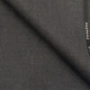 Raymond Worsted Grey Polyester Viscose Self Design Unstitched Suiting Fabric - 3.75 Meter