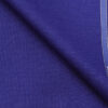 Raymond Royal Blue Polyester Viscose Structured Unstitched Suiting Fabric - 3.75 Meter
