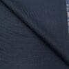 Raymond Men's 45% Merino Wool Super 90's Self Design Unstitched Suiting Fabric (Dark Arctic Blue)
