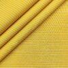 Raymond Men's Cotton Striped Unstitched Shirt Fabric (Yellow)