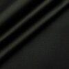 Raymond Men's Cotton Solids 1.30 Meter Unstitched Trouser Fabric (Black)