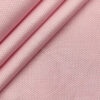 Arvind Men's Cotton Structured Unstitched Shirting Fabric (Pink)