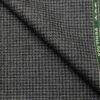Raymond Men's Wool Houndstooth Medium & Soft 2.20 Meter Unstitched Tweed Jacketing & Blazer Fabric (Worsted Grey)