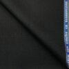 Raymond Men's Wool Solids Sustainouva Unstitched Suiting Fabric (Black)