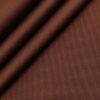 Burgoyne Men's Cotton Structured 1.50 Meter Unstitched Trouser Fabric (Amber Orange )