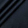 Burgoyne Men's Cotton Solids 1.50 Meter Unstitched Trouser Fabric (Dark Navy Blue)