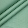 Cadini Men's Cotton Linen Solids 2.25 Meter Unstitched Shirting Fabric (Mint Green)