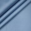 J.Hampstead Men's Cotton Solids Unstitched Trouser Fabric (Sky Blue)