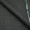 Raymond Men's Polyester Viscose Checks Unstitched Suiting Fabric (Dark Grey)
