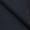 Raymond Men's Polyester Viscose Checks Unstitched Suiting Fabric (Dark Blue)