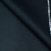 Raymond Men's Cotton Solids Unstitched Trouser Fabric (Dark Peacock Blue)
