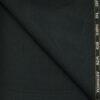 J.Hampstead Men's Wool Checks 1.30 Meter Unstitched Trouser Fabric (Dark Sea Green)
